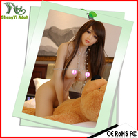 Japanese sex doll hermaphrodite full silicone sex doll customized real plastic sex doll for man