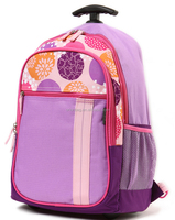 Happy Camper Kids Trolly School Bag