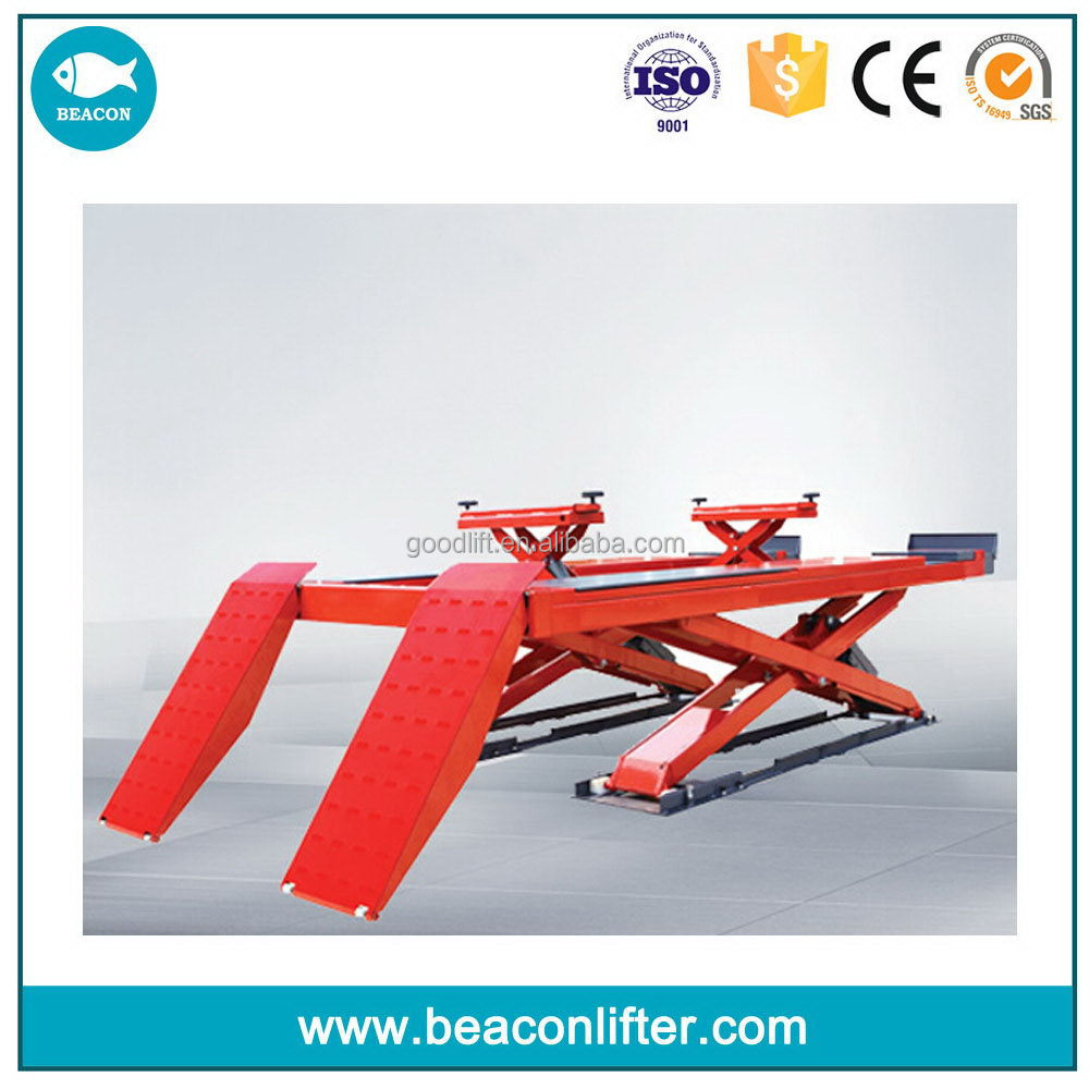 Designer Crazy Selling hydraulic 3t scissor car lift with ce