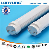 DLC ETL SAA TUV CE listed 4ft T8 18w t8 fluorescent led tube8 japan t8 18w led tube lights