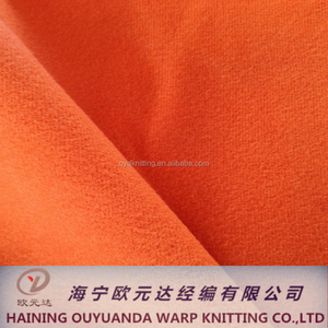 100% Polyester Imitate Cotton Velvet/ Velveteen Warp Knitting Fabric for Shoes, Home Textile, Automotive Upholstery.