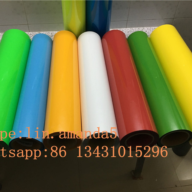 PVC Thermal Transfer paper for for Soccer Jersey