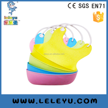 2016 soft baby bandana silicone bib for baby care