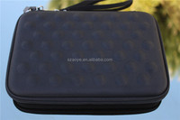 EVA-Molded Bubbles Shell Tablet Carrying Case (Black) for Samsung Galaxy