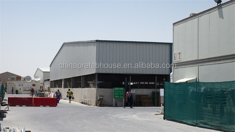Prefabricated Warehouse Steel Structure Workshop