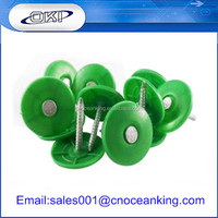 China factory supply Plastic Cap Nail with various sizes