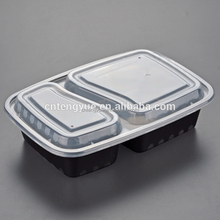 Wholesale Decorative Printed Waterproof 2 compartment bent box