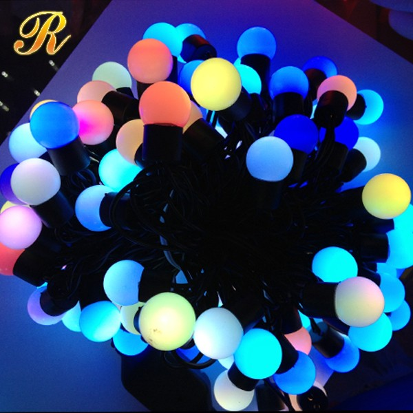 Wholesale christmas ornaments LED fairy lights
