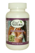 Breast Formula - 500mg 300 Capsules