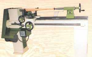 Wood Turning Lathe Complete With Copying Device (Heavy Duty) ( Wood Working Machine)