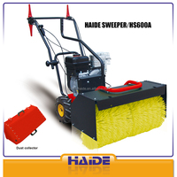 GAS powered HS600A gasoline sweeper