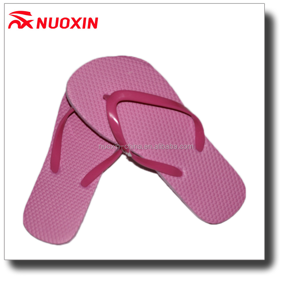 NX 2017 Popular style durable spa slipper pu man slide sandals