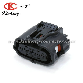 6 way receptacle Acceleration Deceleration Sensor connector For  Daihatsu Lexus Mazda Suzuki 6189-1083 90980-12303