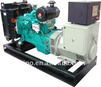 High quality! 380v Diesel generator set with cummins engine assembly
