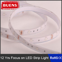 China factory dimmable led strip lights DC12V underwater led strip light ip68