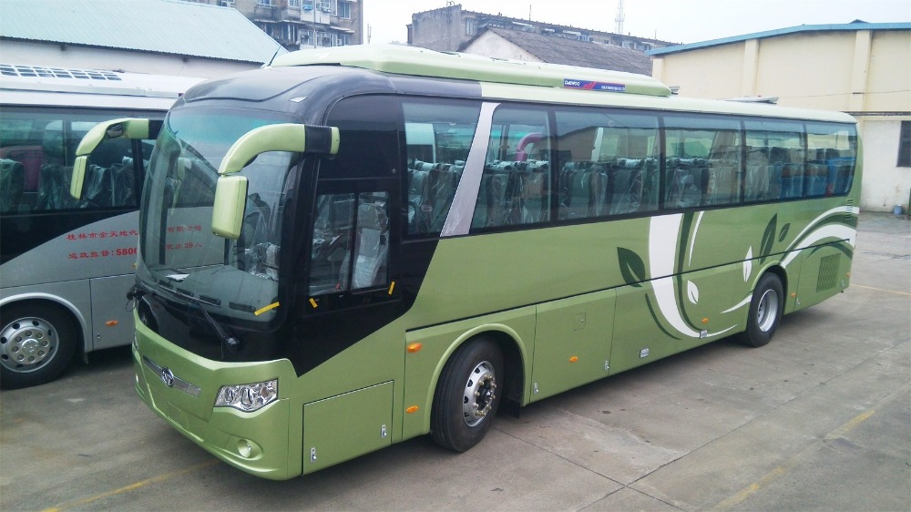 Priced a new coach luxury long distance coach bus for sale