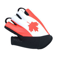2013 Monton racing bicycle gloves for men with Canada flat