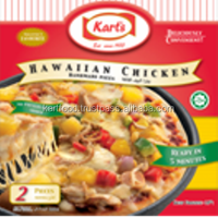 Kart's Pizza Hawaiian Chicken