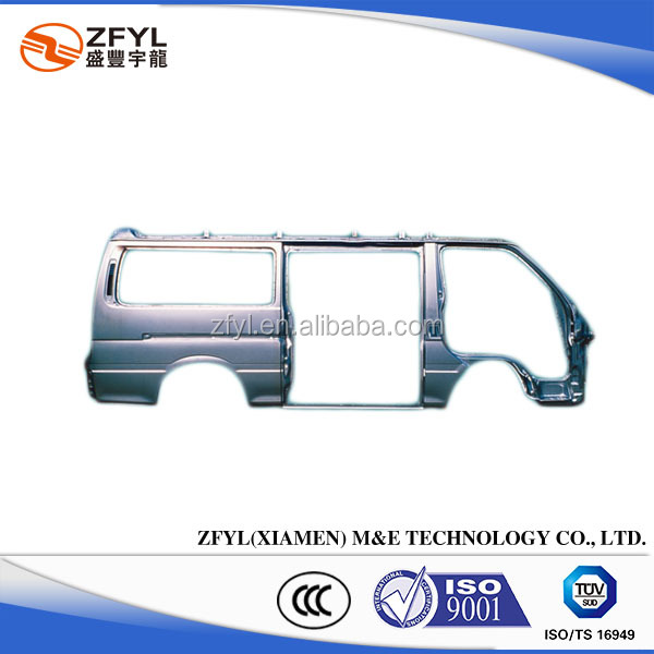 Haice Vans 6510 6480 6460 7 12 15 seats Auto Body Stamping Parts