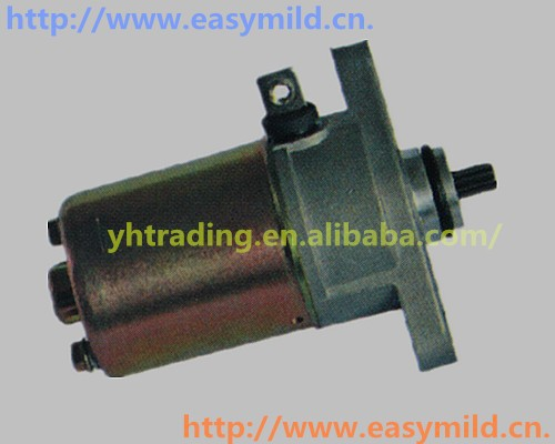 GY50 High quality motorcycle starter motor