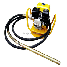 High quality small construction machinery concrete vibrator price gasoline robin engine concrete vibrator