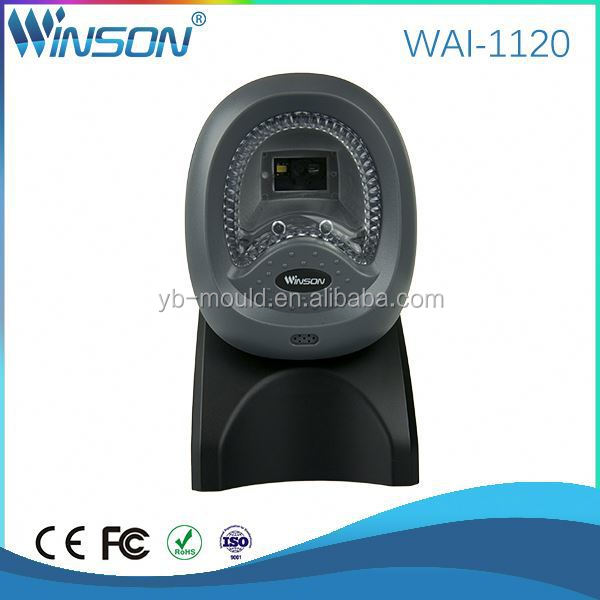 New Design Fixed Mount Mini 2D USB smallest barcode scanner