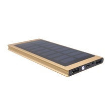 20000mAh Solar Power Bank External Battery Charger for laptop / tablet / smartphone