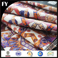 Summer hot sale 190t polyester pu coated fabric