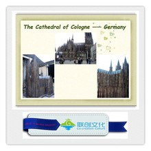 Life size The Carhedral of Cologne---Germany resin , fiber glass statue