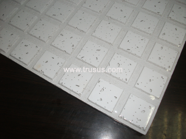 Trusus brand top quality sound absorbing high density mineral wool board buy high density for High density mineral wool
