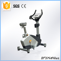 BCE201 Proform Magnetic Upright Cycle/ Motorized Heavy Flywheel Exercise Bike