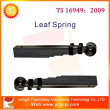 120*14 leaf spring for agriculture truck use with eye and bush