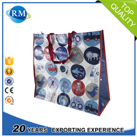 100g Full Color Printed PP Woven Bag Manufacturers