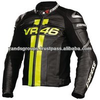 Motor Bike Racing Leather Jackets