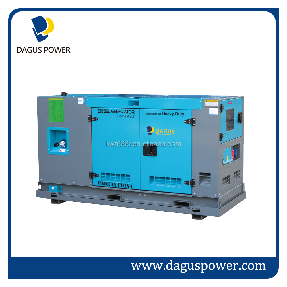 Factory OEM 200kw permanent magnet magnetic generator with FAW engine
