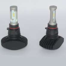 High quality 30W 6500K car led headlight P13 booster with temperature sensor protection system