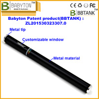 High quality wholesale China factory e vaporizer BBTANK T1 disposable e cigarette with window china wholesale e cigarette