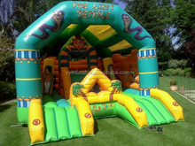 Egyptian Theme Activity jumping Castle for climbing slide