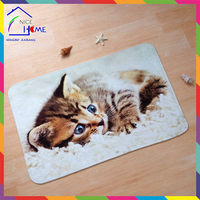 Dog high quality best sell luxury soft pet dog cat mat bed