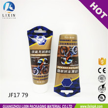 Tire Lubricants aluminum / plastic packaging tube