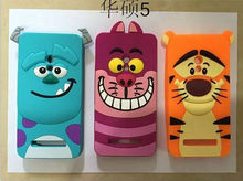 Cute Mobile Phone Soft Cartoon 3d Silicone Case for Asus Zenfone 5