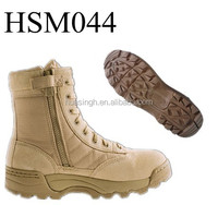 military strategic easy off and on quick army deployment tactical desert boots
