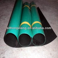 1.0mm black and green waterproofing geomembrane for construction