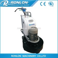 Over 14 years experience high efficient concrete polishing machines