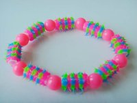 neon color silicone bracelet piercing with fashion design body jewelry