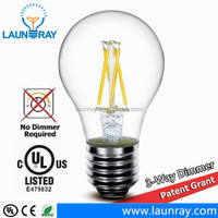 3 Way Dimmer Led Light Bulb No Dimmer Required 360 Degree Led Filament Bulb