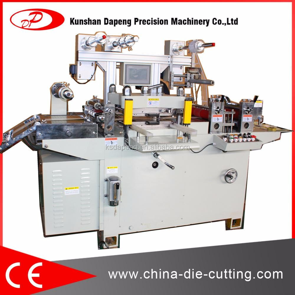 320mm A4 paper label automatic die cutting machine