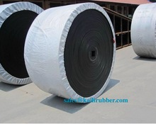 China factory rubber conveyor belting