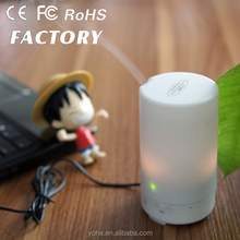 65ml Mini Ultrasonic Mist Humidifier Wholesale Electric Aroma Diffuser Lamp