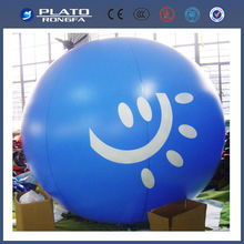 advertising hanging balloon, giant helium inflatable ball